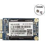 Zheino M3 内蔵型 mSATA 512GB SSD (30 * 50mm) 3年保証 mSATAIII 3D Nand 採用 6Gb/s mSATA ミニ ハードディスク