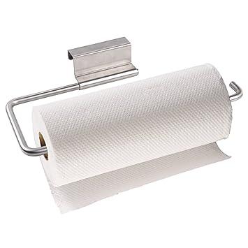 Mi estante para la nevera | Fuerte portarrollos magnético de papel de cocina fuerte, soporte