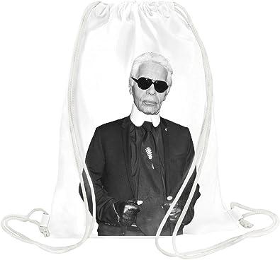 Karl Lagerfeld Who Drawstring bag