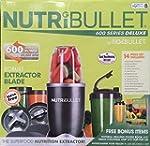 Magic Bullet NutriBullet 600 Series D...