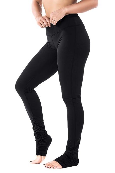 "7f0a48b9b57193 Yogipace Women's 34"" inseam Mid Rise Goddess Extra Long Leggings Yoga  with Pockets - Tall"