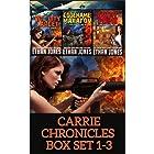 Carrie Chronicles Spy Thriller Box Set Books 1-3: International Espionage Assassin Operative