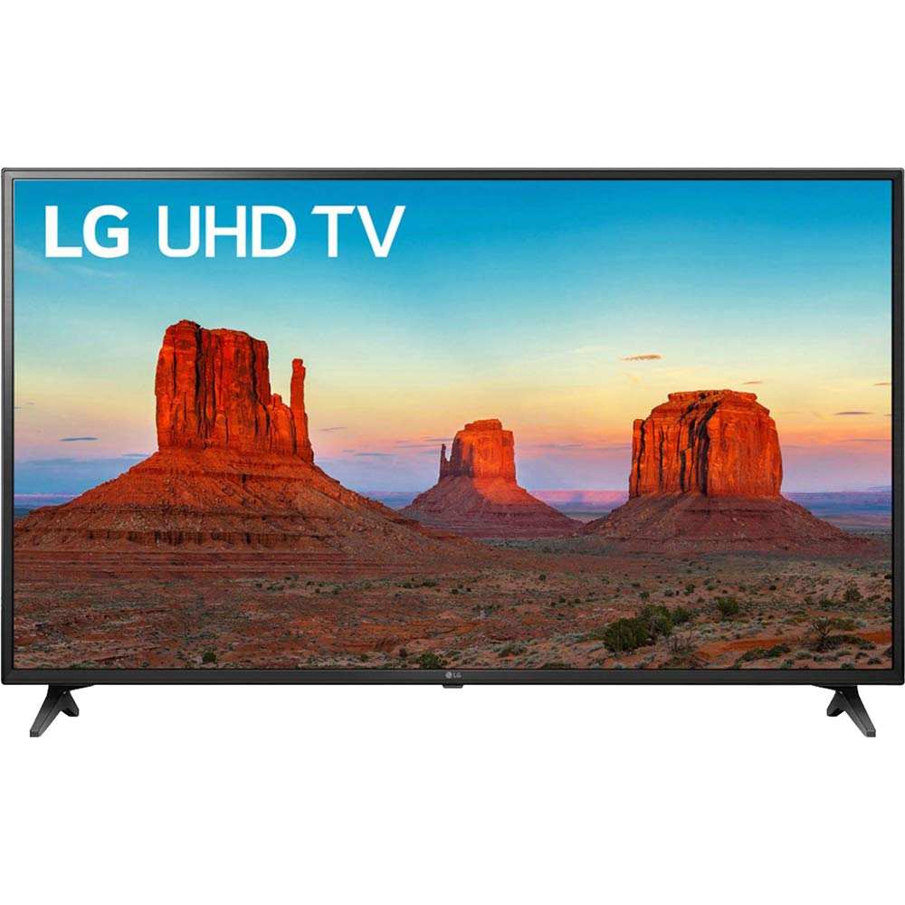 UK6090PUA 4K HDR Smart LED UHD TV - 60'' Class (59.5'' Diag) 60UK6090 by LG