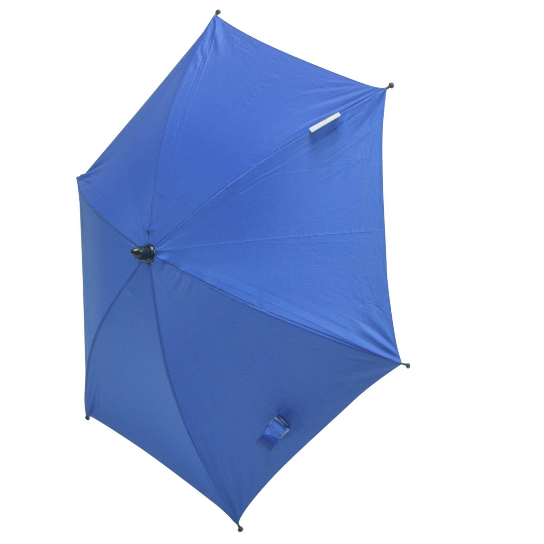 For-Your-Little-Sonnenschirm kompatibel mit i coo Primo blau