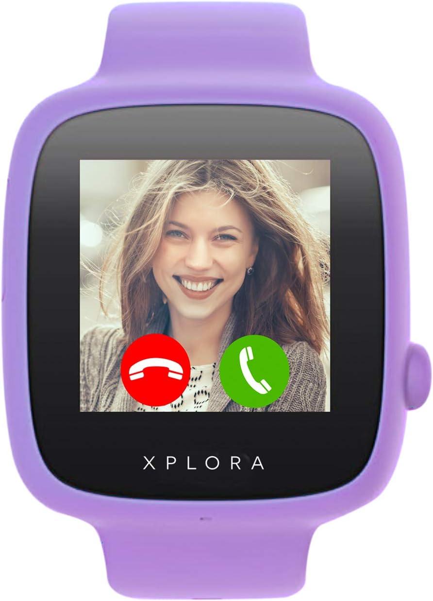 XPLORA GO - Teléfono reloj para niños (SIM no incluida): Amazon.es ...