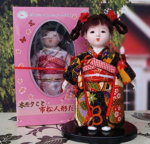 24cm Handmade Doll Japanese Hina gofun Art Ichimatsu Collectibles High Appreciation value Asian Boy Doll