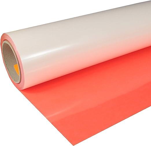EUR 14,00//m² Flexfolie 440 NEON GELB 5 Meter x 50 cm  Premium Politape