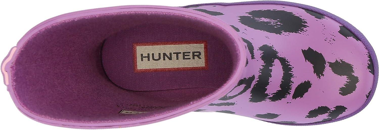 Hunter Kids Baby Girls First Classic Leopard Print Toddler//Little Kid