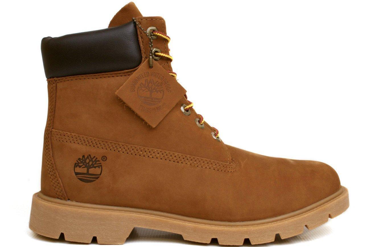 Timberland Men's Rust Nubuck 6 inch Basic Boot 7 D(M) US