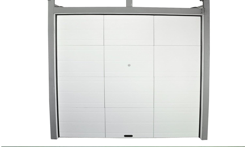 Doppelgaragentor maße  vidaXL Garagentor Garagentore Tor mit Antrieb Garagentoröffner + 2 ...