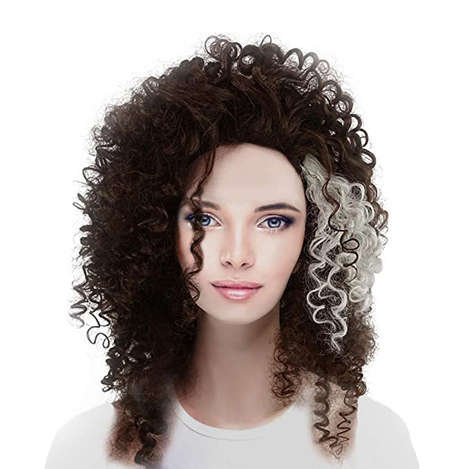Amazon.com: Bellatrix Lestrange Peluca de cosplay, pelo ...