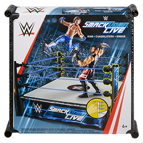 WWE Smackdown Live Ring by WWE
