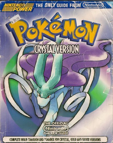 (Pokemon Crystal Version: The Official Nintendo Player's Guide)