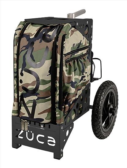 Amazon.com: züca Deluxe – Bolsa de carro Camo/negro/Rolling ...