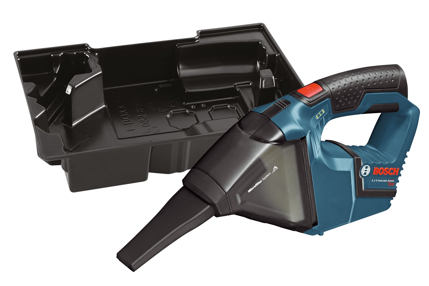 Bosch Power Tools VAC120BN 12-Volt Cordless Vacuum Bare Tool with Insert Tray