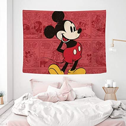 Amazon.com: DISNEY COLLECTION Tapestry Wallpaper Tv Show ...