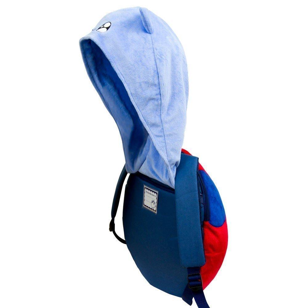 Mighty Fine unisex-adult Bravest Warriors I Am Catbug Hooded Backpack Standard