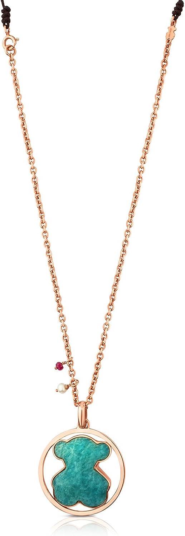 TOUS Collar con colgante Mujer vermeil - 712164650