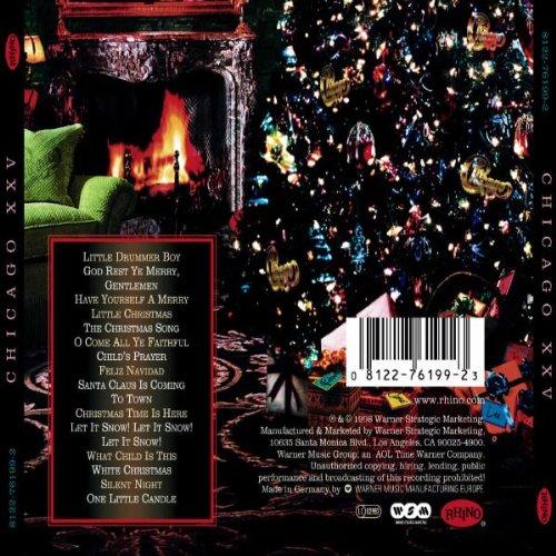 Chicago - Chicago 25: Christmas Album - Amazon.com Music