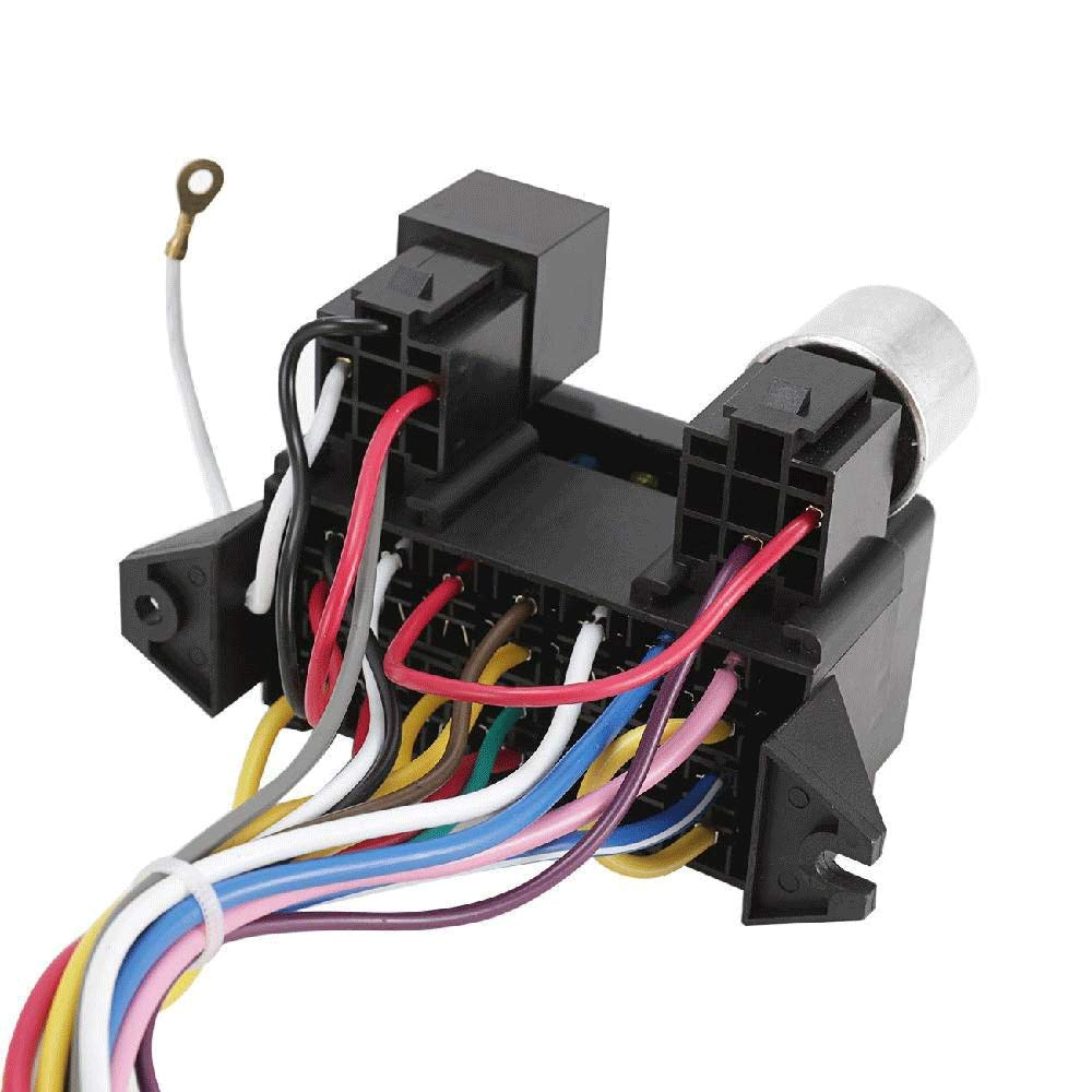 IRONWALLS Fuel Injector Wiring Harnness Fits For Ford 2003-2007 F250 F350 F450 F550 with 6.0L Diesel Powerstroke