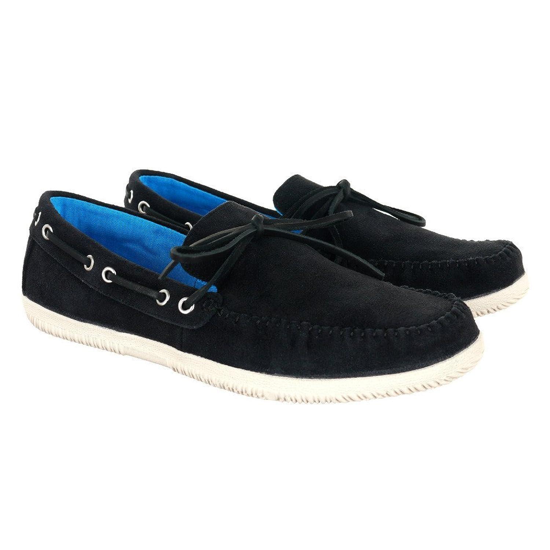 adidas Q20370 Adidas Toe touch , Mocasines de Piel para hombre Negro negro  30%OFF