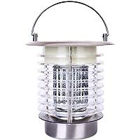 Lumisky FLY Lampe LED 2 en1 Solaire Éclairage/Fonction Anti Moustique, Acier, Intégré, 1 W, Inox