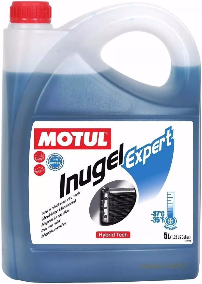 Motul - Líquido refrigerante.