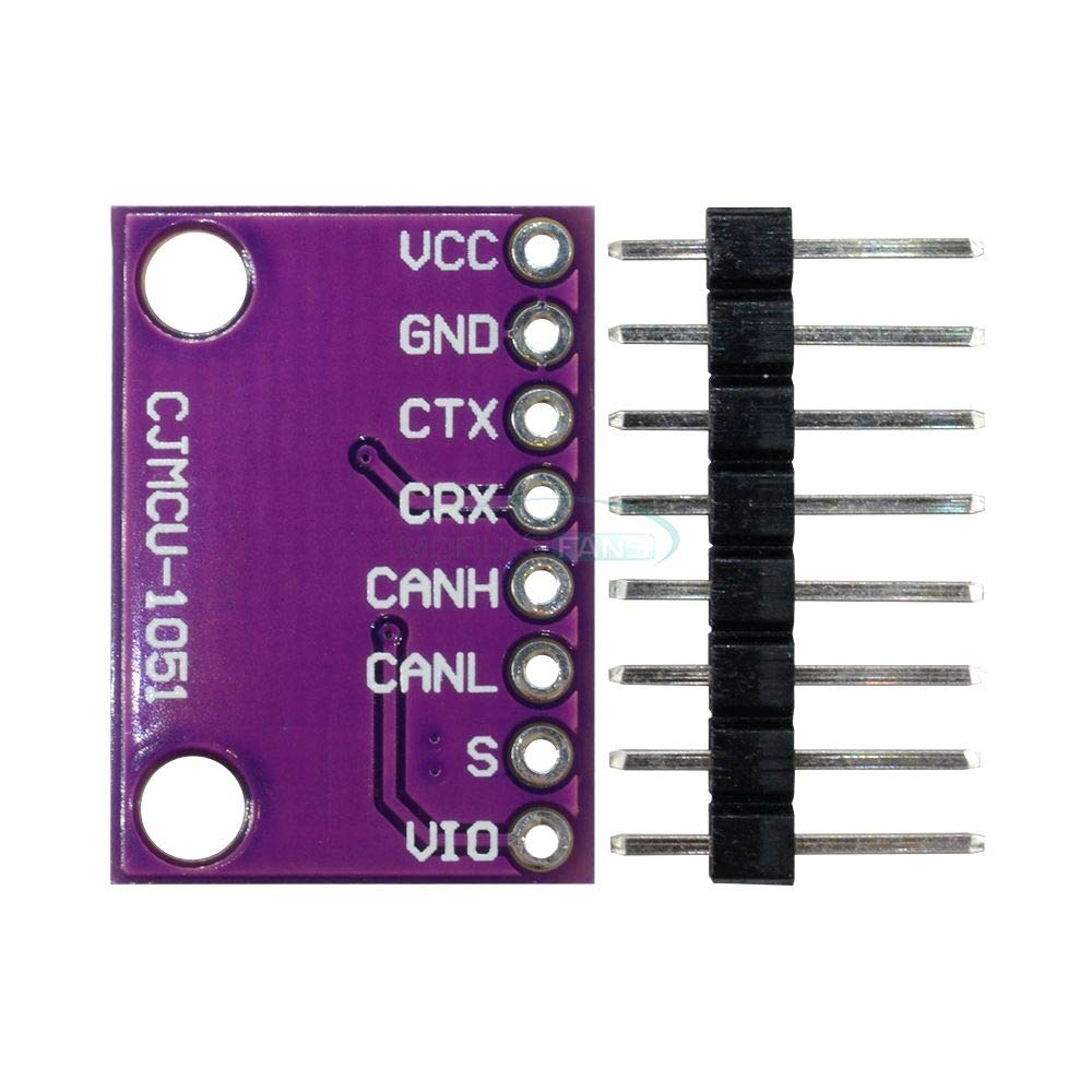 TJA1051 High Speed Low Power Consumption CJMCU-1051 CAN Transceiver Module 3V 5V Replace TJA1050 for Arduino