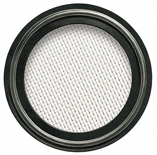 Tri-Clamp Gasket, 3.843' Inside Dia, 4.685' Outside Dia, Buna, 4' Tube Size