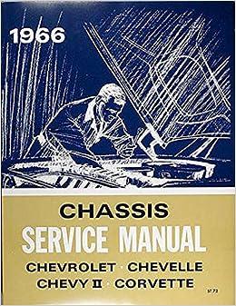 1966 CHEVROLET CORVETTE EL CAMINO CHEVY II WINDOW STICK Car Manuals & Literature