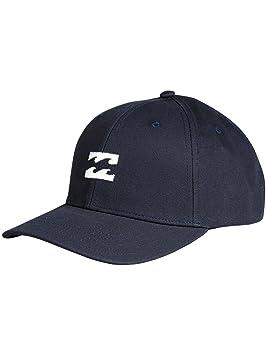 BILLABONG Emblem Snapback, Gorra para Hombre, Hombre, Emblem Snapback, Negro, Talla Unica: Amazon.es: Deportes y aire libre