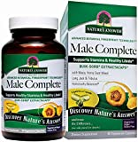 Nature's Answer Male Complete Extract Capsules, 90 Count
