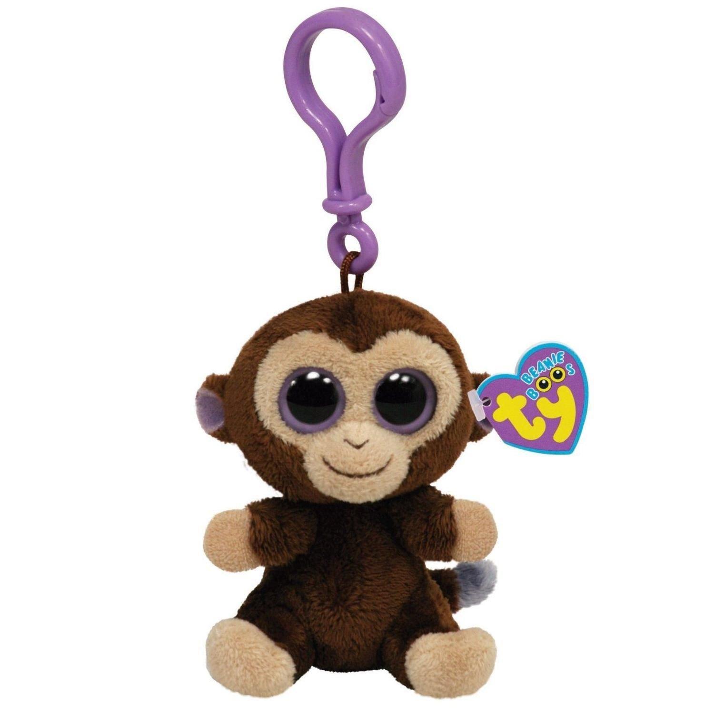 Ty Coconut Mono de juguete Marrón - Juguetes de peluche (Mono de juguete, Marrón, Mono, Niño/niña, 1 pieza(s)): Amazon.es: Juguetes y juegos