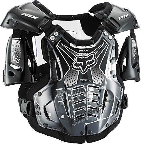 FOX AIRFRAME ROOST PROTECTOR BLACK SM 50-120+ LB/ 4'3''-5'4'' by Fox Racing (Image #1)