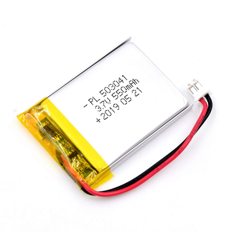 Bateria LIPO 3.7V 550mAh 503041