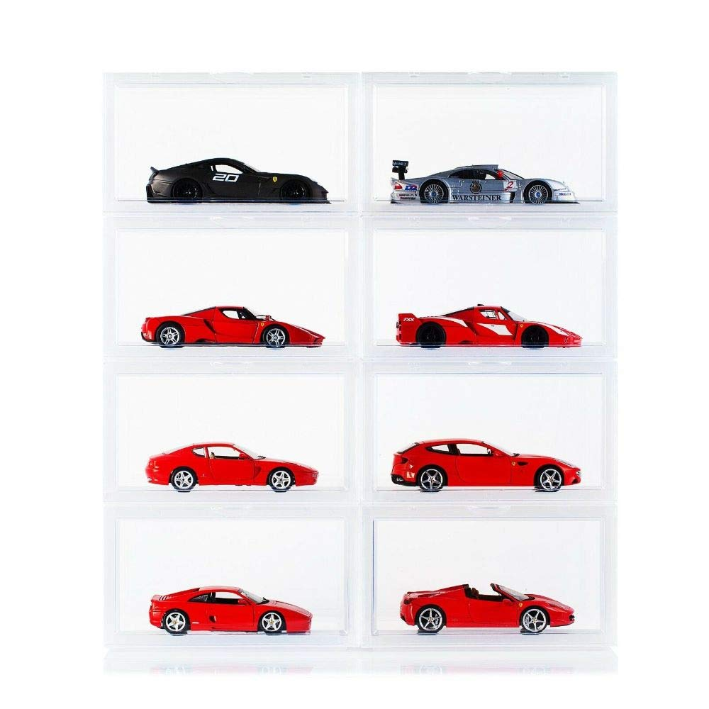 Bogo Car Deals >> Amazon Com Unbranded Set Of 2 Clear 1 18 Scale Diecast