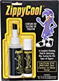 Zippy Cool ~ Cleaning Fluid & Lubricating Stick, the Complete Zipper Care System.