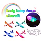 Dreamyth- EPP Foam Throwing Glider Airplane Inertia