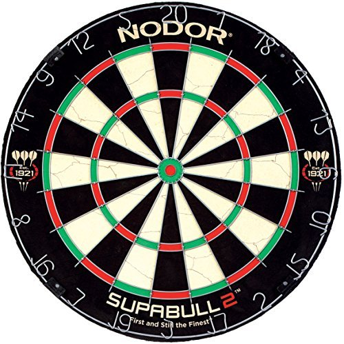 Nodor SupaBull2 Bristle Dartboard by Nodor