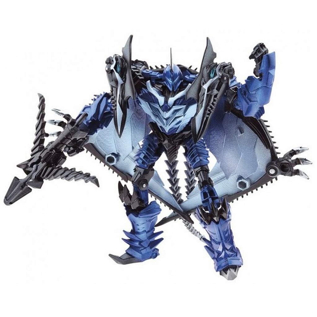 Xuping Transformers 5 Final Knight 22CM Mechanische Dinosaurier L-Klasse V-Klasse Stahlkabel D-Level Slash Darts Anime Cartoon Spielzeug/Modelle/Geschenke/Handwerk Ornamente/Sammlung
