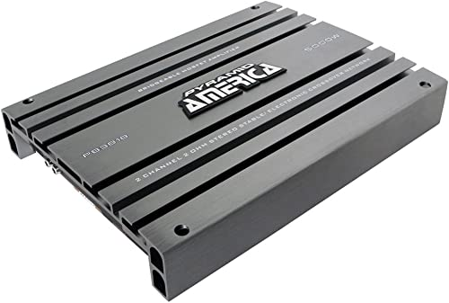 Pyramid PB3818-2 Channel Car Stereo Amplifier