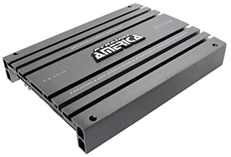 Pyramid PB3818 5,000-Watt 2-Channel Bridgeable Mosfet Amplifier