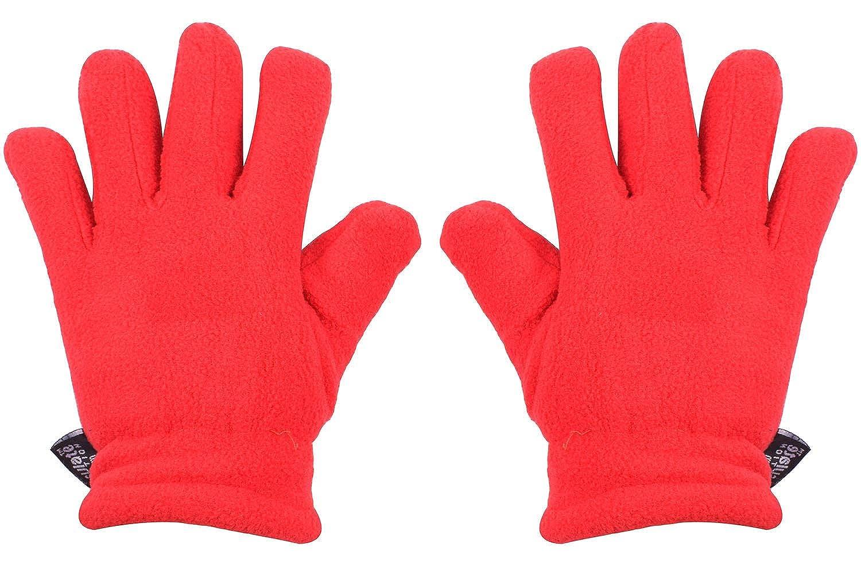 BODY STRENTH Kids Magic Gloves Winter Warm Polar Fleece KIDSgLOVeS1K005