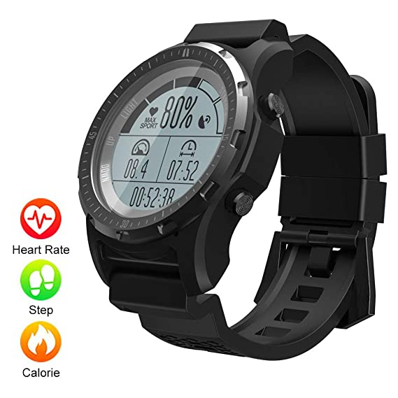 Smart Watch S966 ECG HR Soporte GPS Multi-Sport Fitness ...