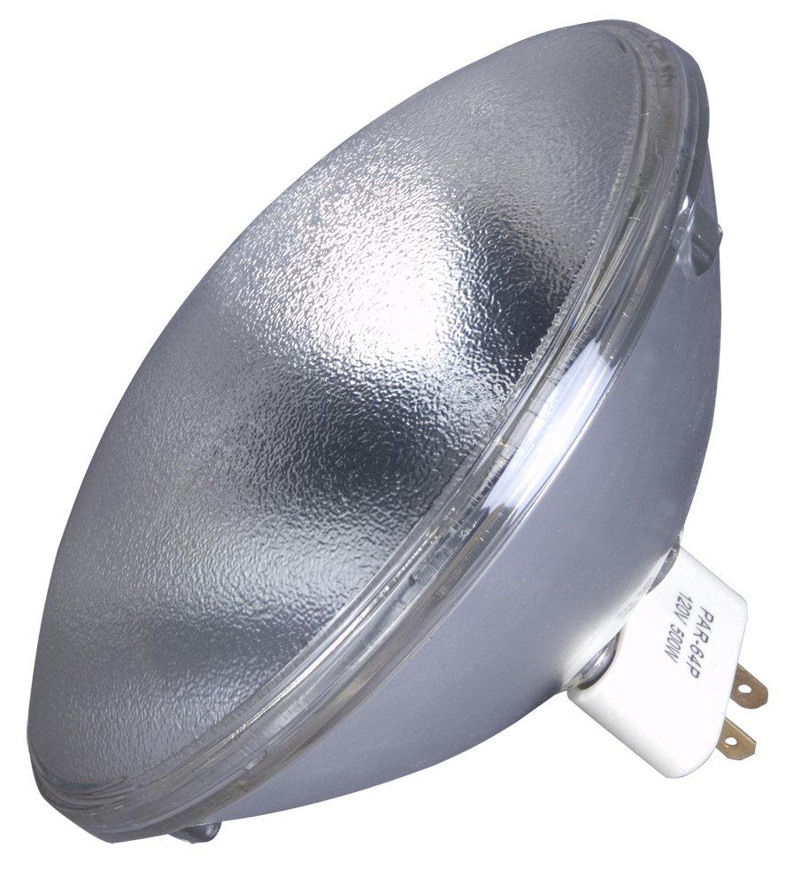 American DJ LL-500 Par 6 M 500 Watt Par64 Replacement Lamp Narrow Flood American DJ Group of Companies LL-500PAR56N