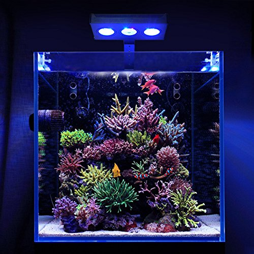 led aquarium light hipargero aquarium led lights 30w saltwater
