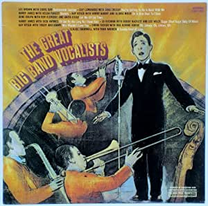 The Great Big Band Vocalists [Vinyl LP] [Enhanced For Stereo]