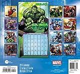 Avengers Assemble Wall Calendar (2015)