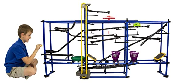 Amazon Chaos Tower Award Winning Marble Run And Expansion Pack