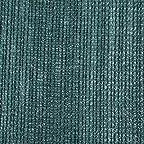 E.share 90% 12'x6.5' Green Sun Net Sun Mesh Shade